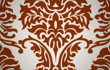 Designer Series Brocade Pattern