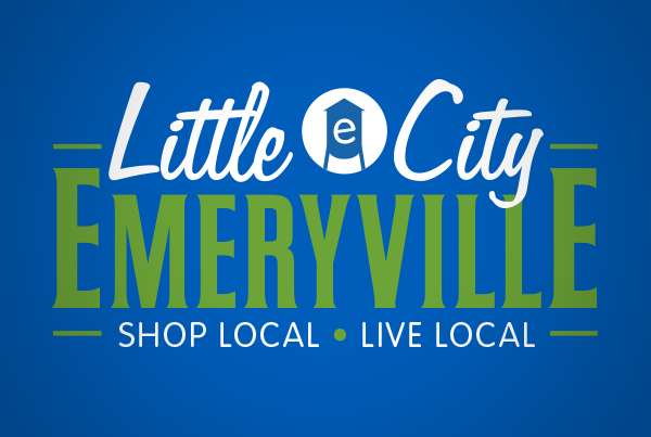 Little City Emeryville Branding